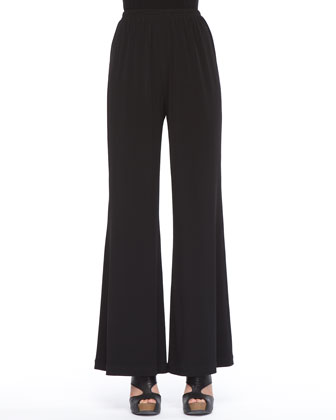 Wide-Leg Pants, Women's