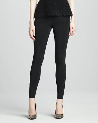 Khedoori Zipper-Cuff Pants