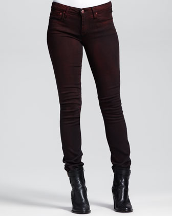 Halo Harrow Pigment-Washed Skinny Pants
