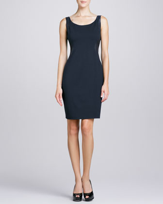 Bernice Sleeveless Sheath Dress