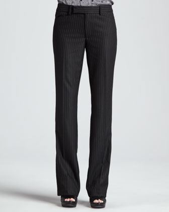 Marrakech Pinstripe Suit Pants