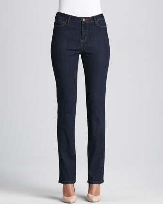 Madison Westminster Straight-Leg Jeans