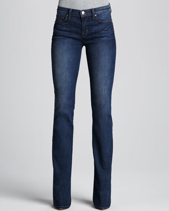 Brooke Waltz Boot-Cut Jeans