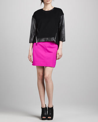 Dana Basic Pencil Skirt