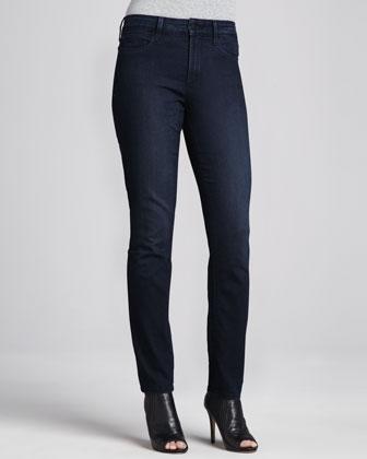 Sheri Skinny Tennessee Cove Dark Jeans