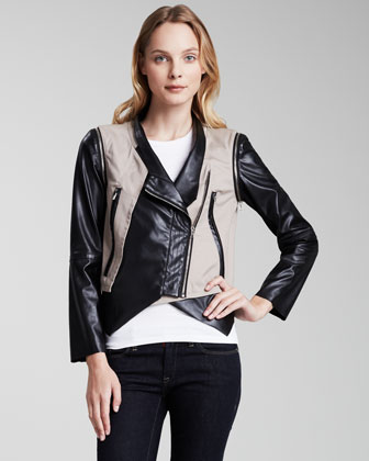 Two-in-One Combo Jacket