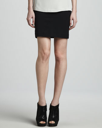 Reddy Slim Knit Skirt
