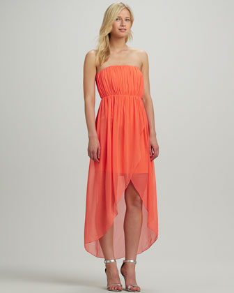 Jasmine Strapless Dress