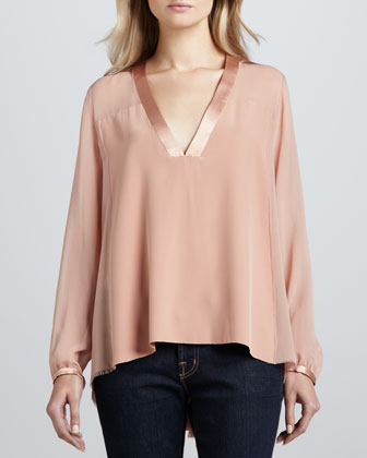 Leland Long-Sleeve Top