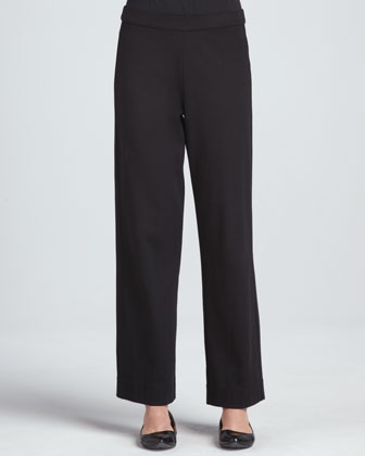 Interlock Stretch Pants
