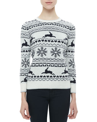 Maysi Fair Isle Sweater