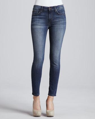 Genna Vintage Reserve Straight-Leg Ankle Jeans