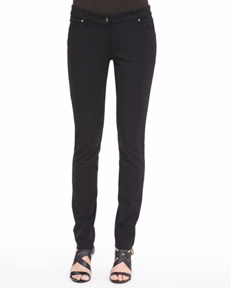 Stretch Ponte Skinny Jeans, Women's
