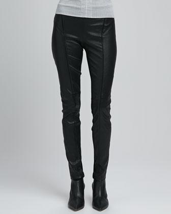 Miana Ponte-Panel Pants