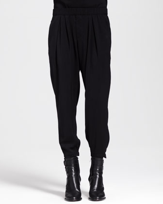 Nexa Dropped Slouchy Pants