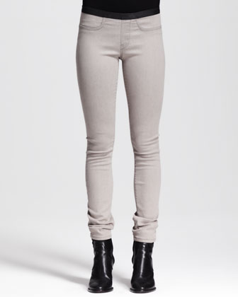 Gravel Denim Leggings