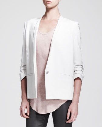 Prime Single-Button Suiting Jacket