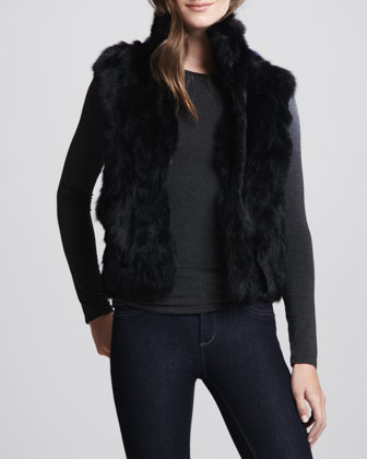 Rabbit-Fur Vest