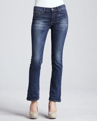 Laurel Petite Boot-Cut Jeans