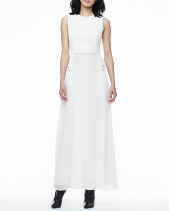Eden Sleeveless Maxi Dress