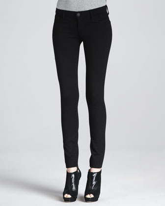Chrissy Skinny Ankle Ponte Pants