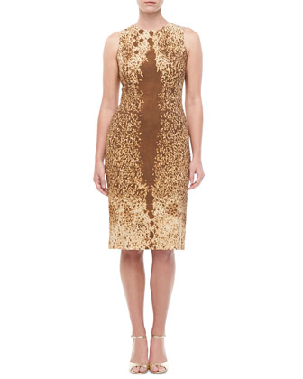 Pony Cady Sheath Dress