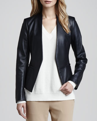 Lanai Leather Jacket