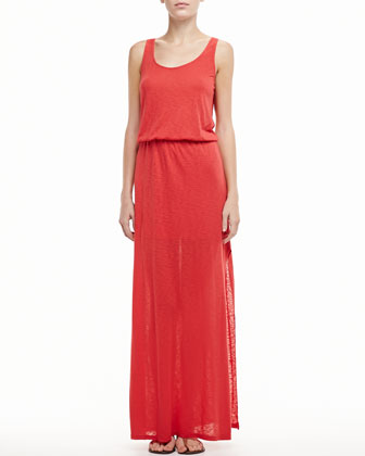 Roja Sleeveless Maxi Dress