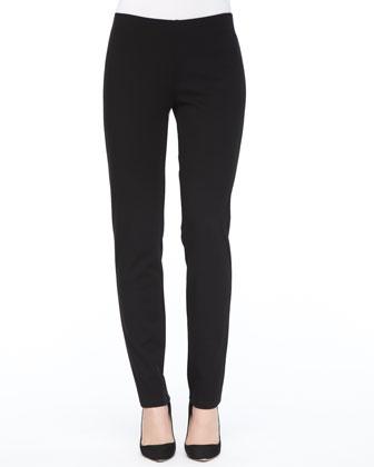 Slim Ponte Pants, Women's