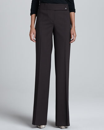 Jaryn Stretch-Wool Pants