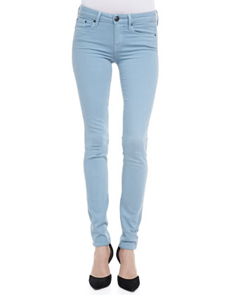 Riley Super-Stretch Legging Jeans
