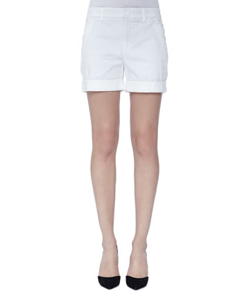 Comfortable Relaxed-Fit Shorts