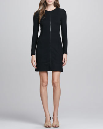 Chayenne Front-Zip Dress