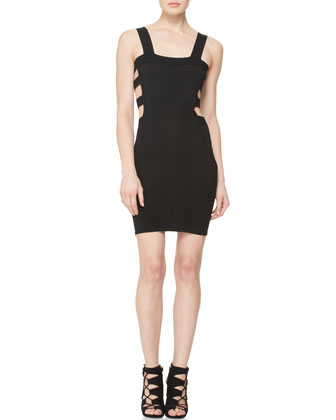 Cutout Body-Con Dress