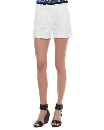 Naples Lace Shorts