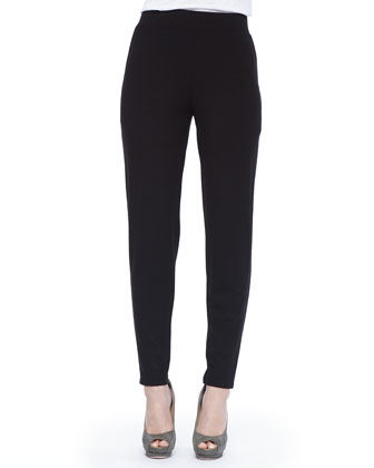Jersey Slouchy-Fit Pants, Women's