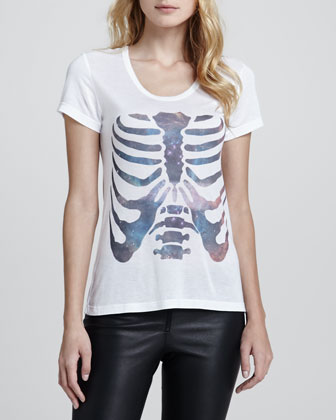 Cosmic Ribs Perfect Tee