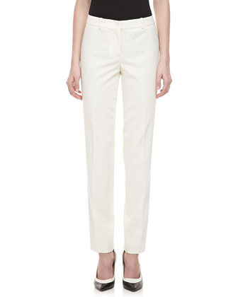Samantha Skinny Pants, Ivory