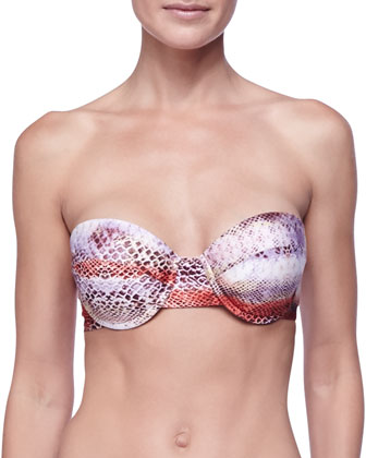 Le Boa Underwire Swim Top, Sweet & Chic Estella Swim Bottom & ...