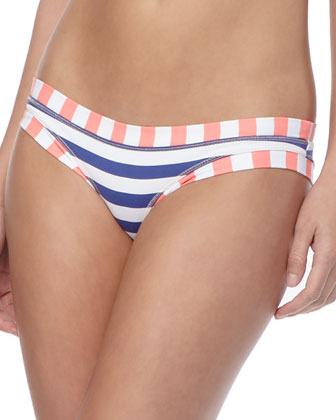 Utopia Striped Swim Bottom