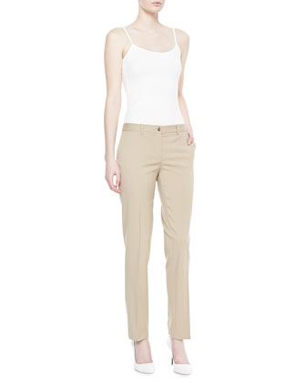 Samantha Stretch Gabardine Pants