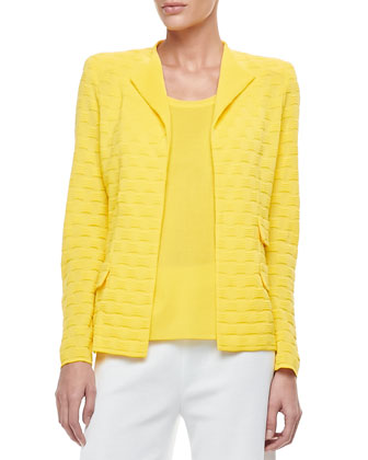Lilly Texture Jacket