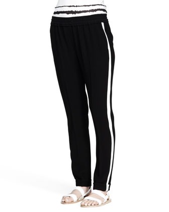 Paul Pull-On Track Pants