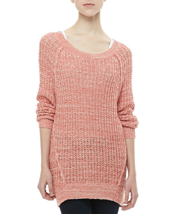 Star Dune Tunic Sweater