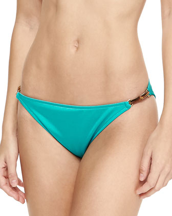Positano Hardware Swim Bottom