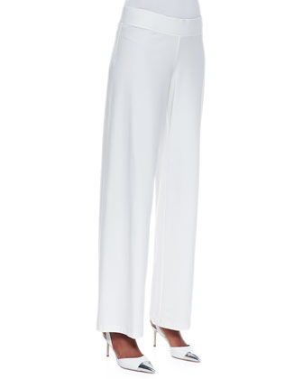Modern Wide-Leg Pants, Women's