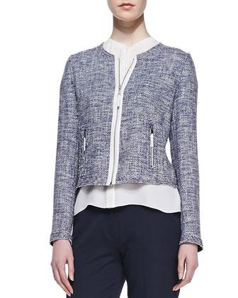 Pearson Knit Jacket