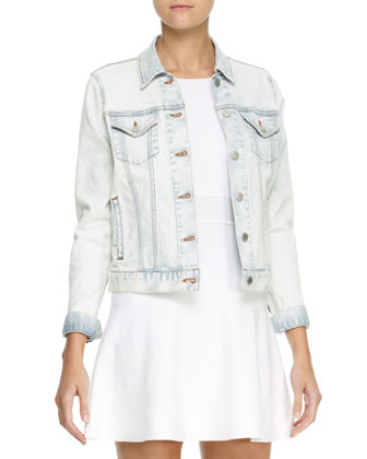 Tim Chastain Denim Jacket