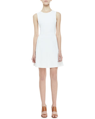 Nikay Relaxed Twill Dress