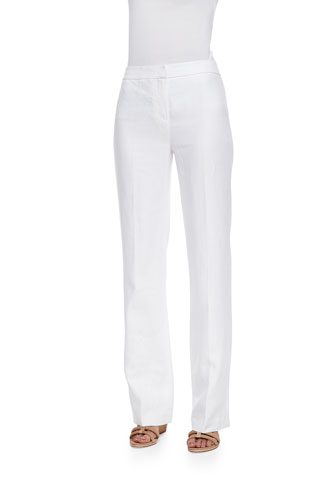 Menswear Linen Pants
